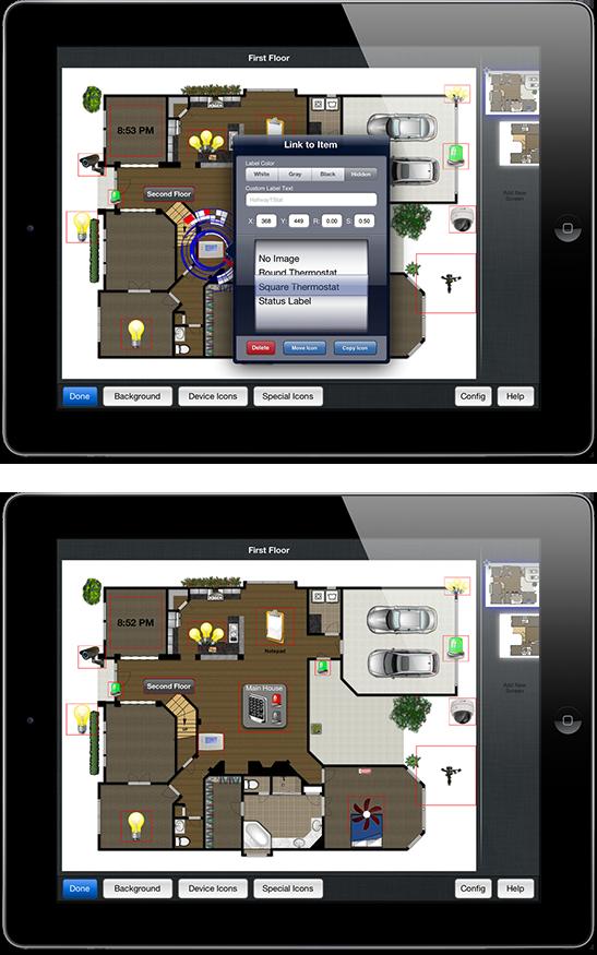 iPad Blueprints